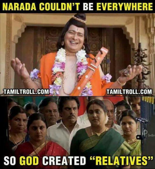 narada relatives