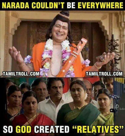 narada relatives