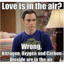 sheldon, love air